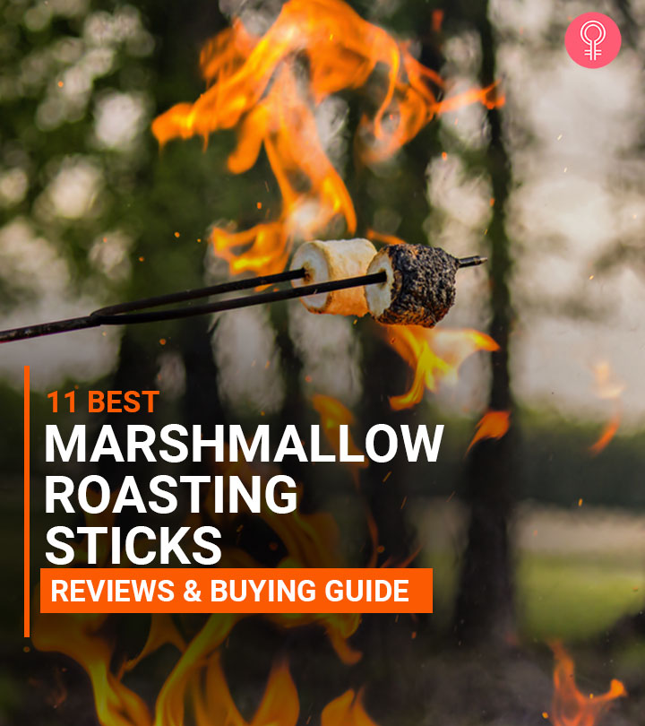 11 Best Marshmallow Roasting Sticks – Reviews And Buying Guide