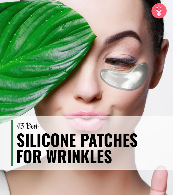 13 Best Silicone Patches For Wrinkles