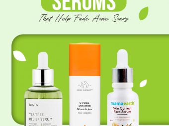 14 Best Serums That Help Fade Acne Scars