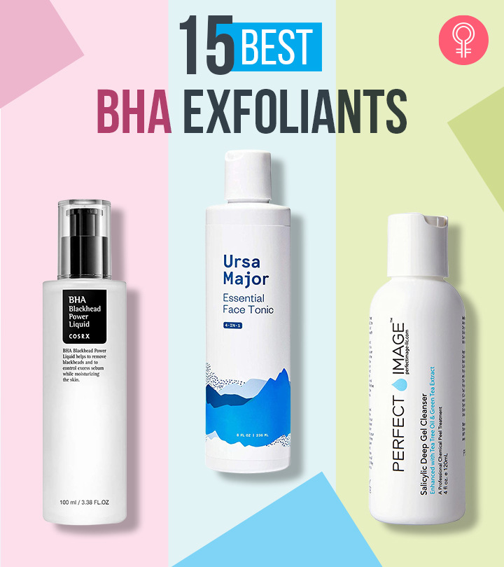 15 Best BHA Exfoliants For Chemical Exfoliation At Home