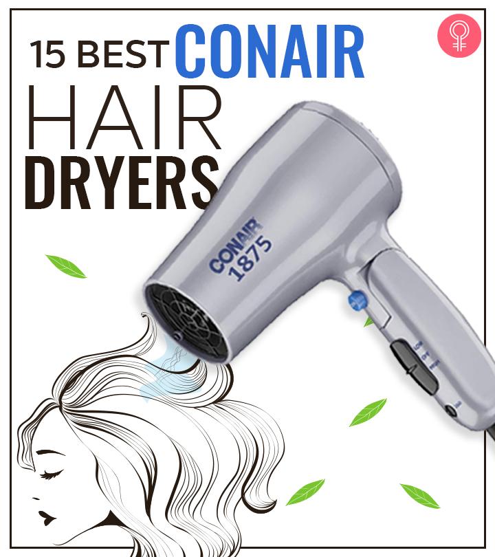 15 Best Conair Hair Dryers To Buy In 2020