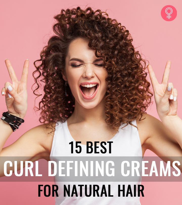 15 Best Curl Defining Creams For Natural Hair – Reviews And Buying Guide