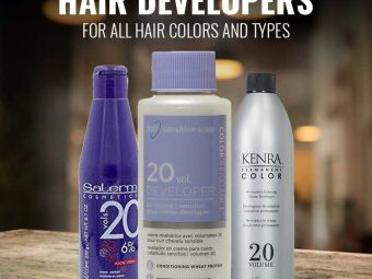 15 Best Hair Developers For All Hair Colors And Types