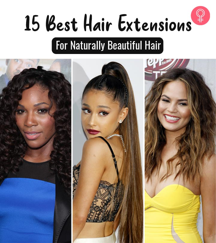 15 Best Hair Extensions Of 2020 – Get Soft And Beautiful Hair