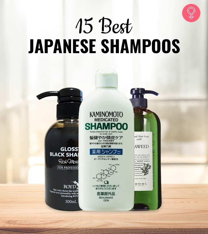 15 Best Japanese Shampoos