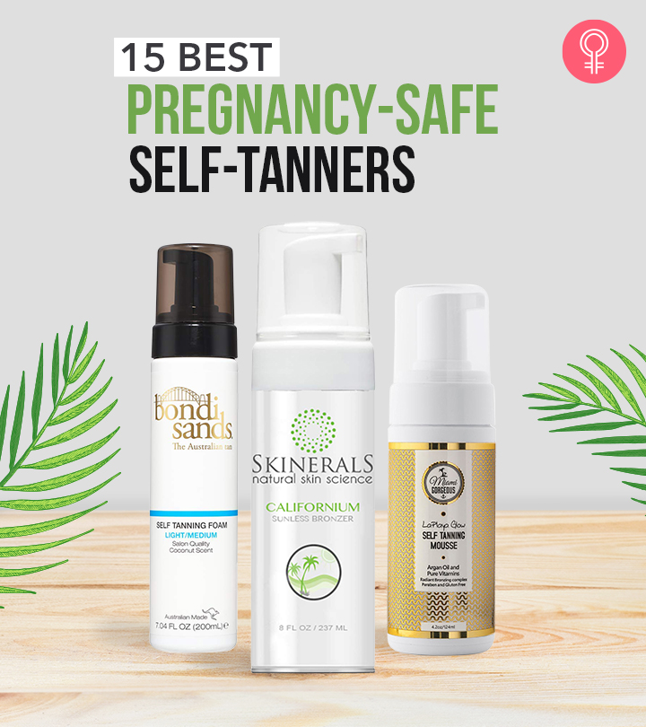 15 Best Pregnancy-Safe Self-Tanners