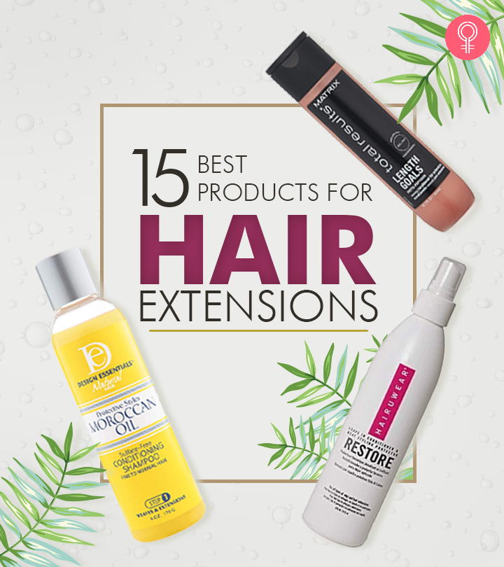 15 Best Products For Hair Extensions
