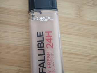 L'Oreal Paris Infallible 24H Foundation -Great foundation-By shilpamittal