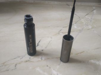 Lakme Absolute Shine Liquid Eyeliner -Lakme absolute eye liner-By shilpamittal