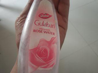 Dabur Gulabari Premium Rose Water -Dabur Gulabari Rose water-By shilpamittal