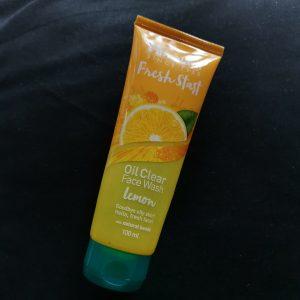 Himalaya Herbals Fresh Start Oil Clear Lemon Face Wash -Worth it!-By jhanavic