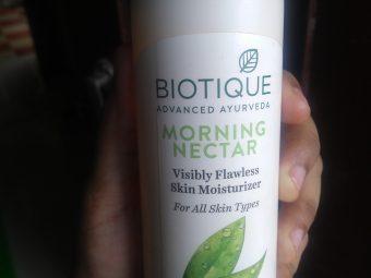 Biotique Morning Nectar Flawless Skin Lotion -Best Moisturizer-By supriya_lodhi