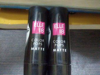 Elle 18 Color Pops Silk Lipstick -Affordable Lipstick-By supriya_lodhi