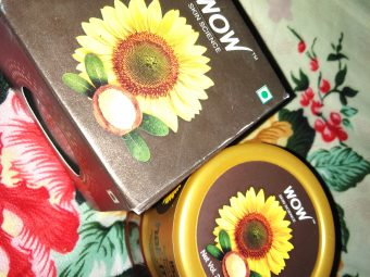 WOW HAIR MASK FOR DRY & DAMAGED HAIR -Hair Mask which Everyone Can Love-By amisha1999