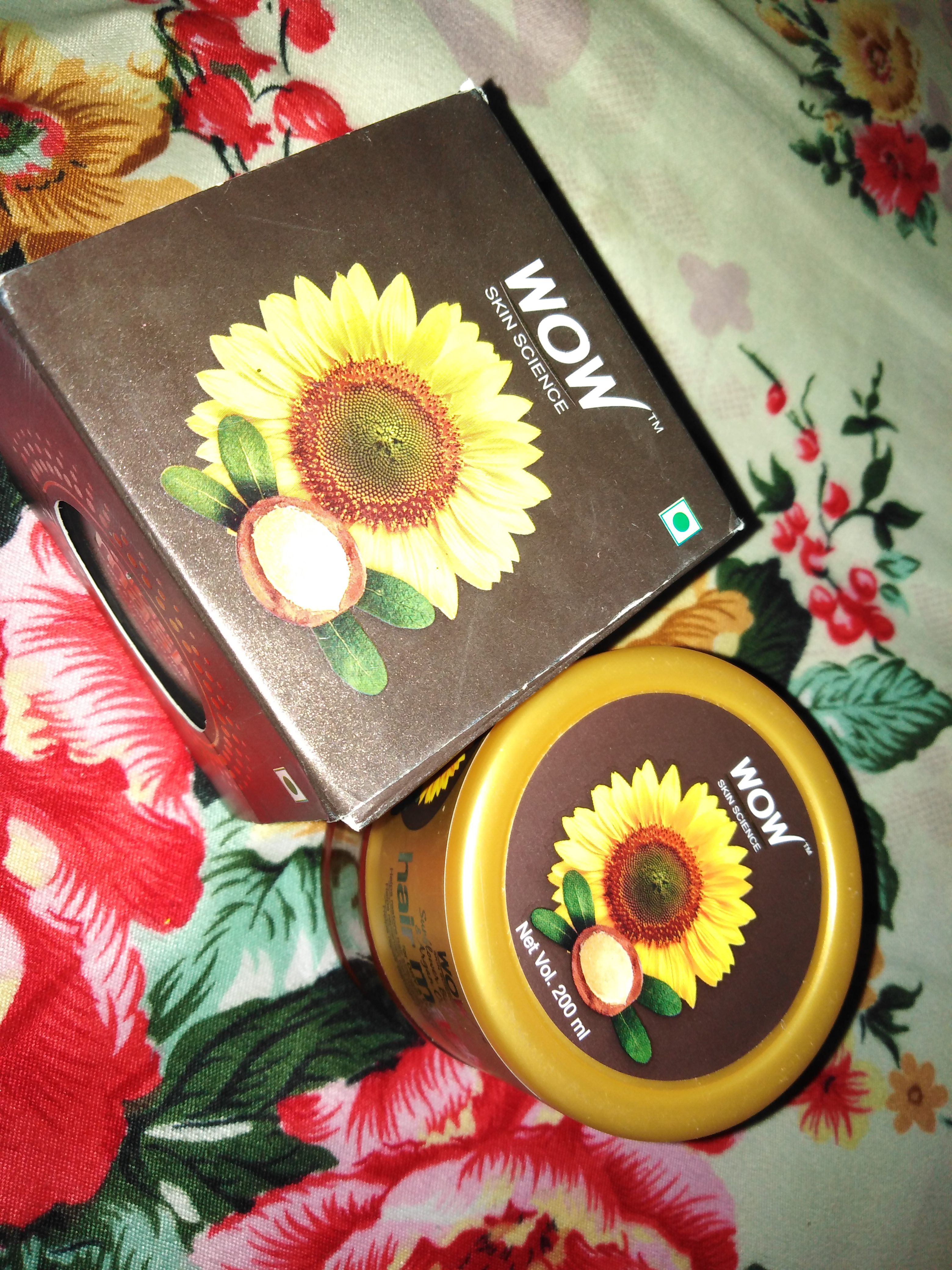 WOW HAIR MASK FOR DRY & DAMAGED HAIR-Hair Mask which Everyone Can Love-By amisha1999