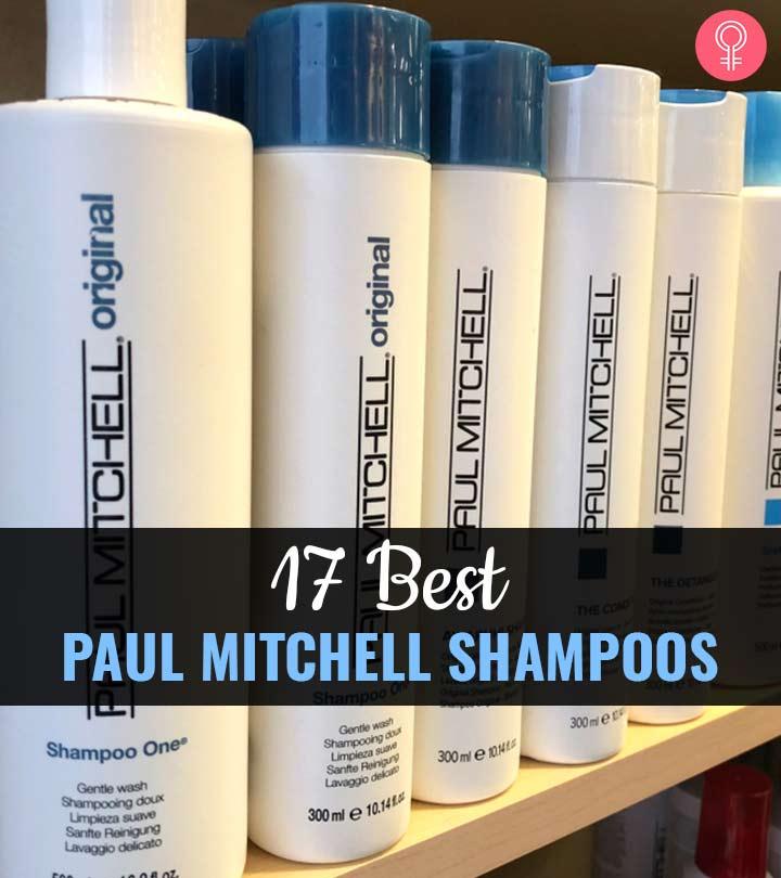 17 Best Paul Mitchell Shampoos