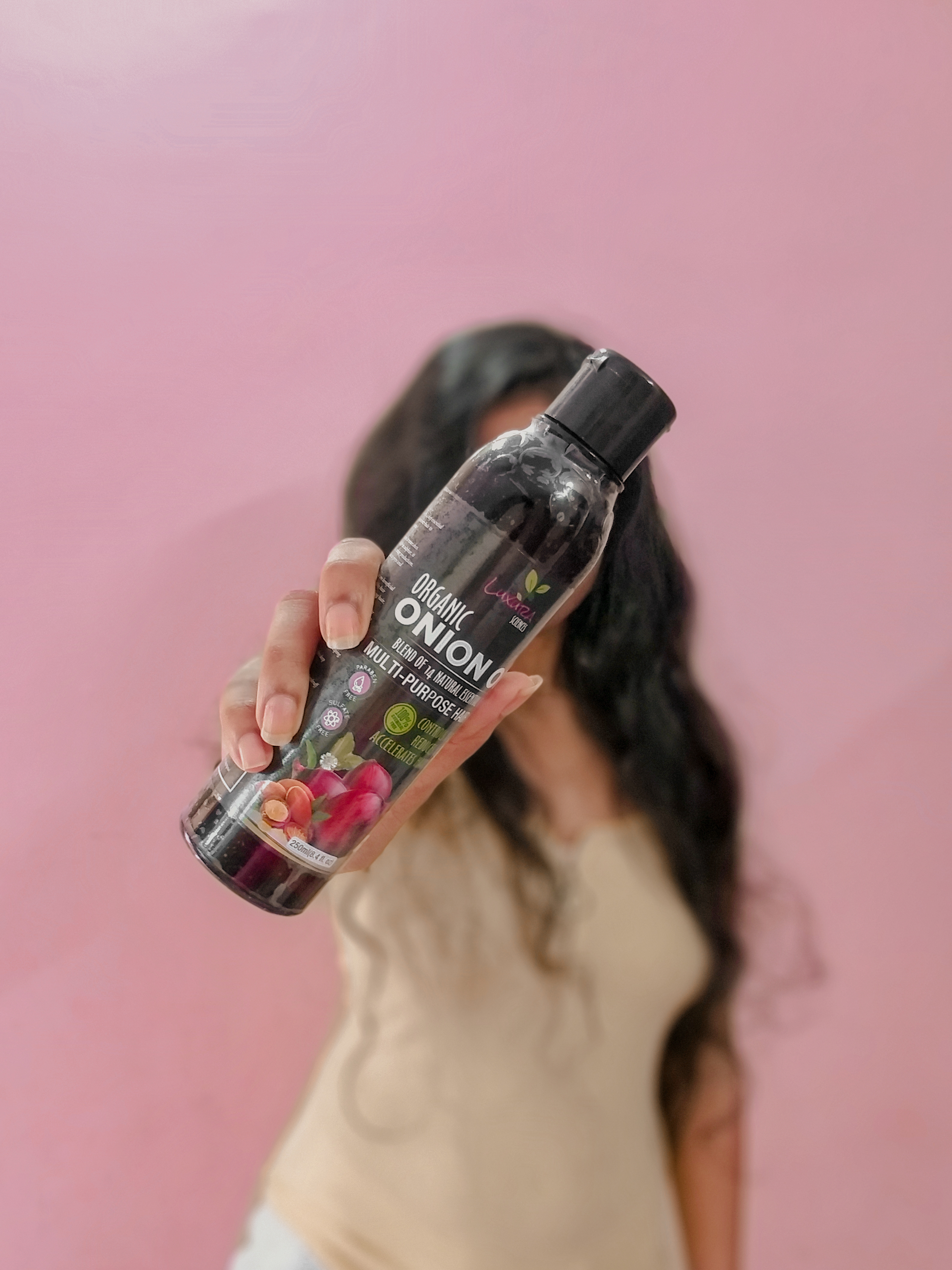 Luxura Sciences Onion Hair Oil 250 ml-Goodness of Onion-By soumita_samanta_-2
