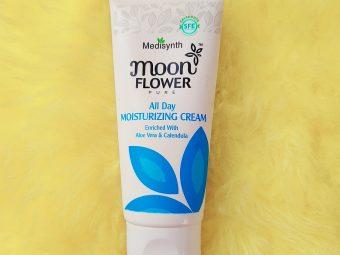 Moonflower All day Moisturizing Cream pic 2-SUPER SOFT-By vani__seth