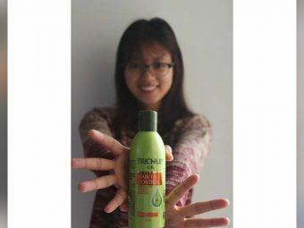 Trichup Hair Fall Control Hair Oil -Hair fall control-By akum