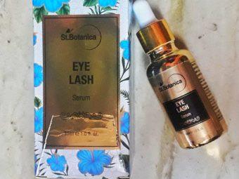 St.Botanica Eyelash Growth Serum -Highly recommended!-By ritikaa_jain