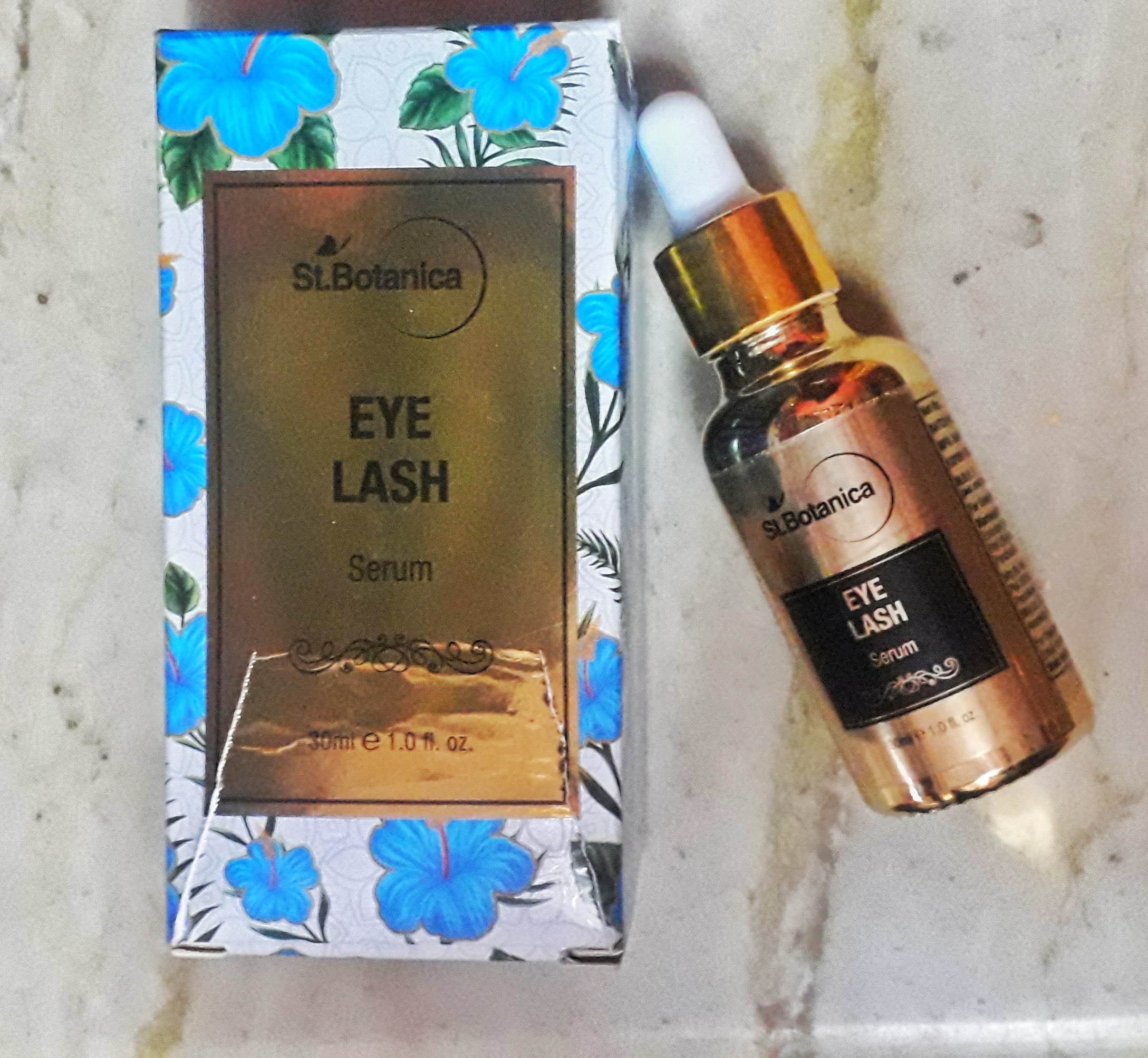 St.Botanica Eyelash Growth Serum-Highly recommended!-By ritikaa_jain