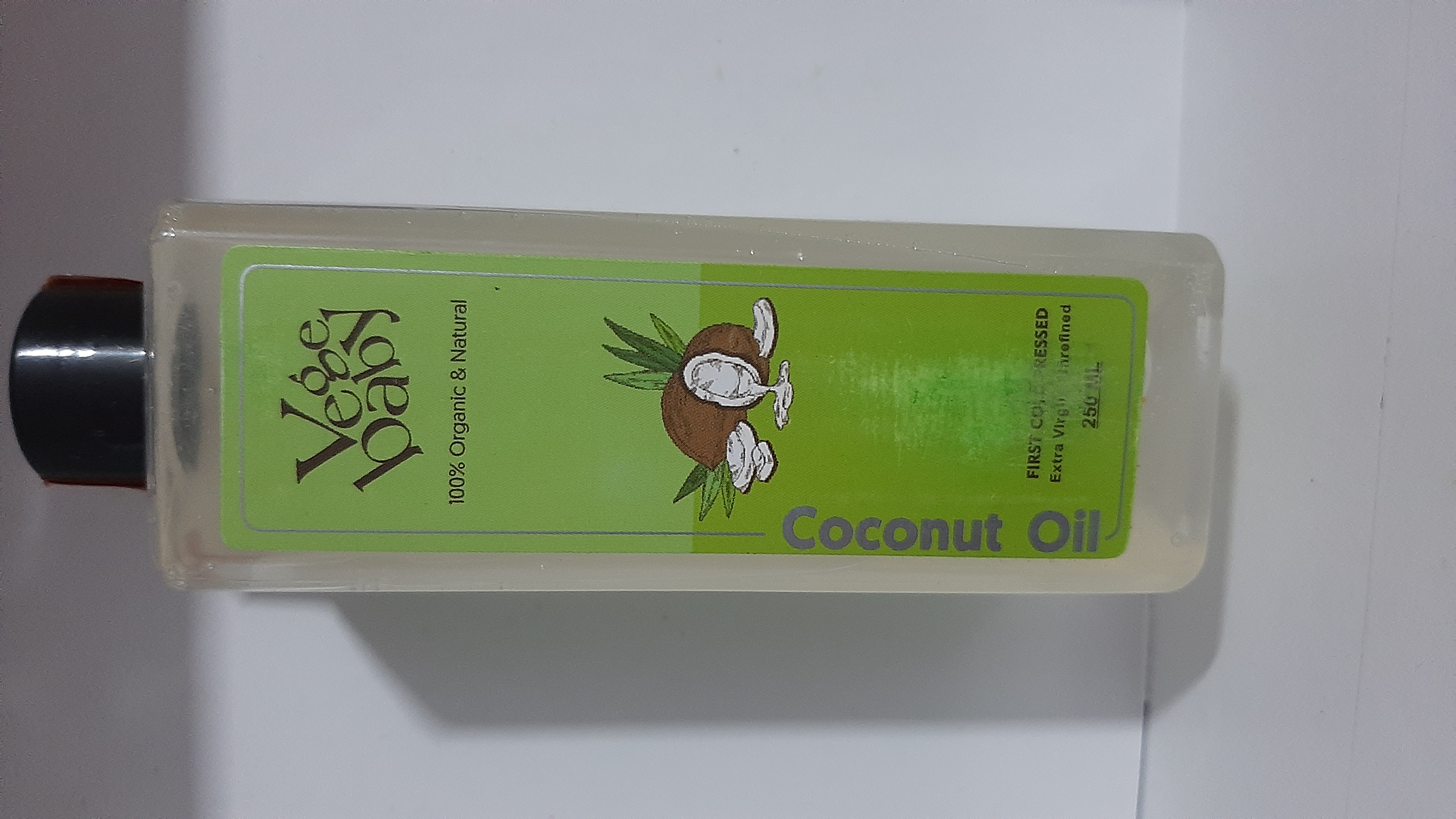 Vegebaby Natural Cold Pressed Extra Virgin Coconut Oil-Good for whole family-By pyarejan-2