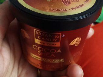 Bryan & Candy New York Cocoa Shea Sugar Body Scrub -Best Body Scrub I have Used so far-By aanchal_agarwal