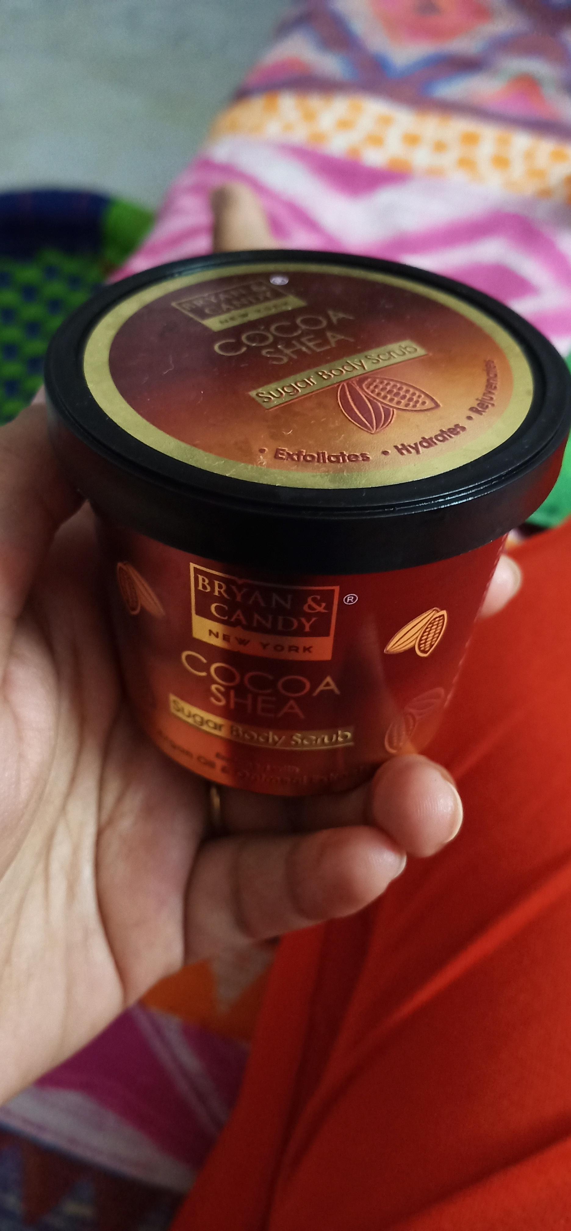 Bryan & Candy New York Cocoa Shea Sugar Body Scrub-Best Body Scrub I have Used so far-By aanchal_agarwal