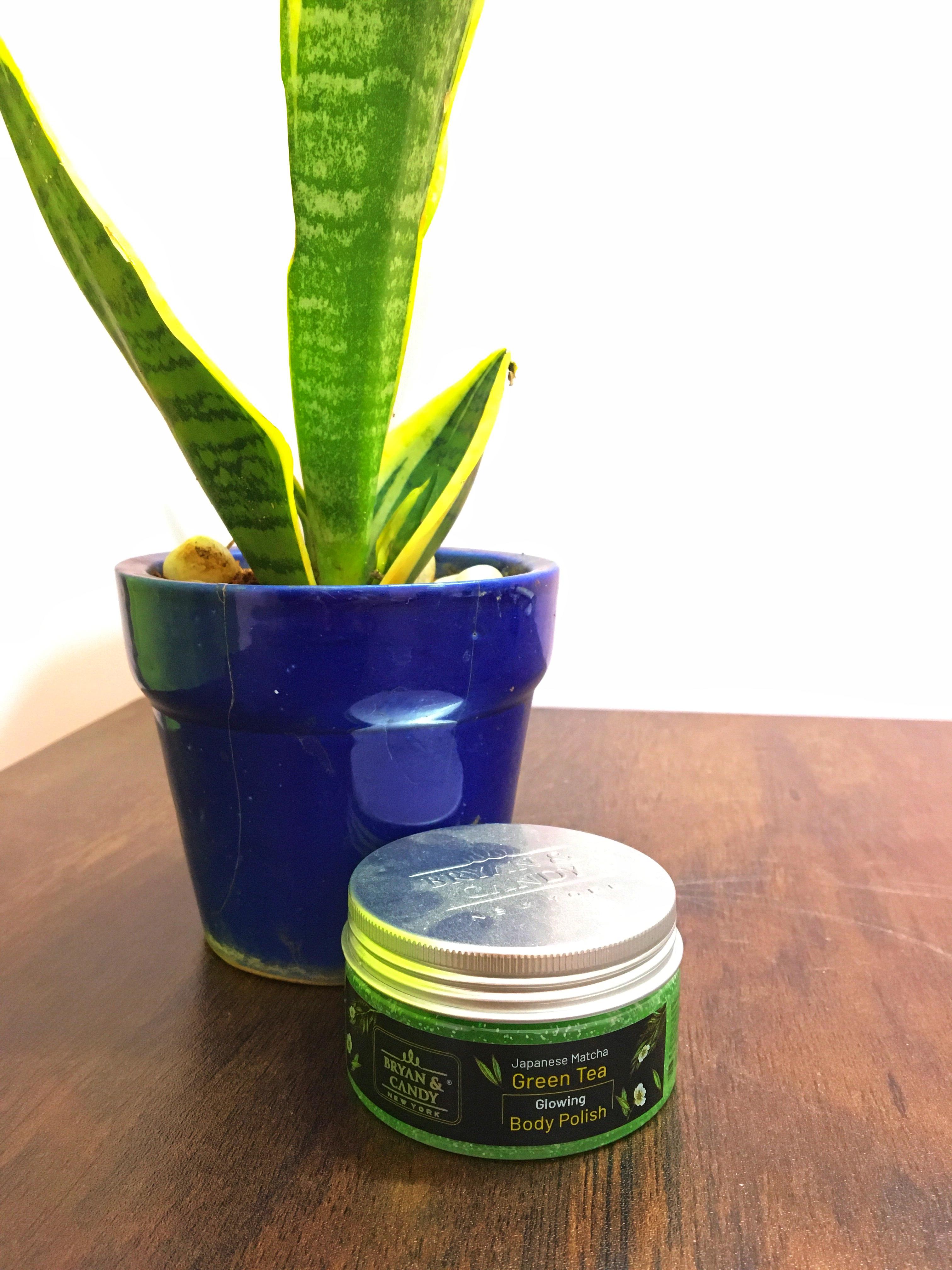 Bryan & Candy New York Green Tea Body Polish-Amazing Body Polish Gel-By anwesha.sarkar9-3