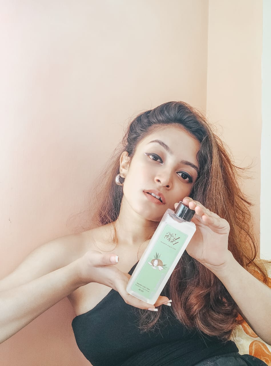 Vegebaby Natural Cold Pressed Extra Virgin Coconut Oil-Purest and the Best!-By anushka22-2