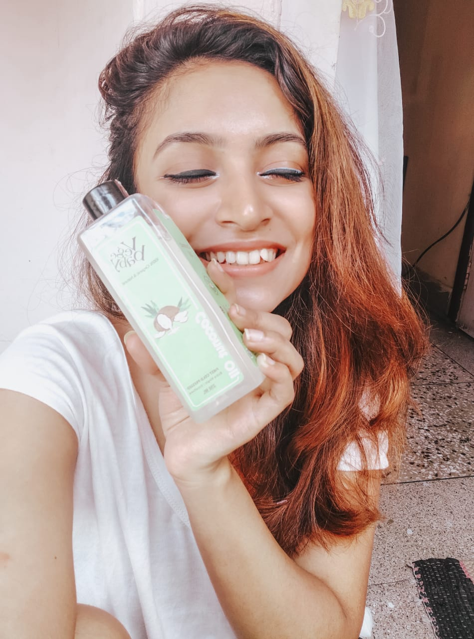 Vegebaby Natural Cold Pressed Extra Virgin Coconut Oil-Purest and the Best!-By anushka22-3