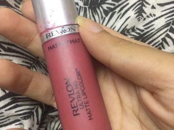 Revlon Ultra Hd Matte Lipcolor -Smooth formula-By caffeine_makeup