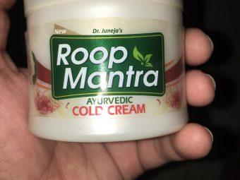 Roop Mantra Cold Cream -So moisturising for dry skin-By saimashakoori