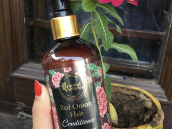 Oriental Botanics Red Onion Hair Conditioner pic 5-One of the finest conditioners-By foodstoriesbysanya