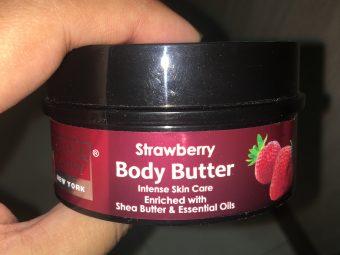 Bryan & Candy New York Strawberry Body Butter -Smells amazing-By anjana_satish