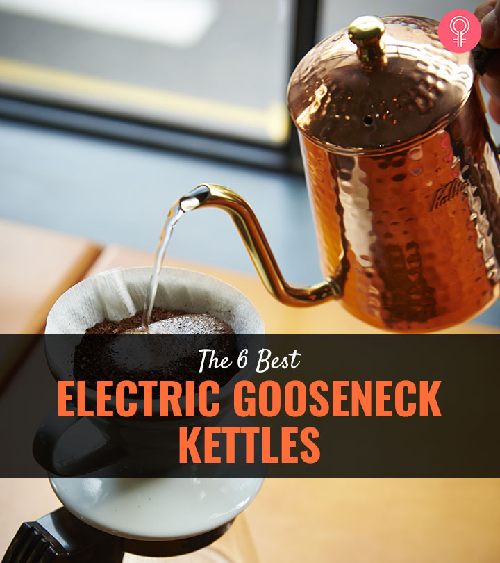 6 Best Electric Gooseneck Kettles For Pour-Over Coffee