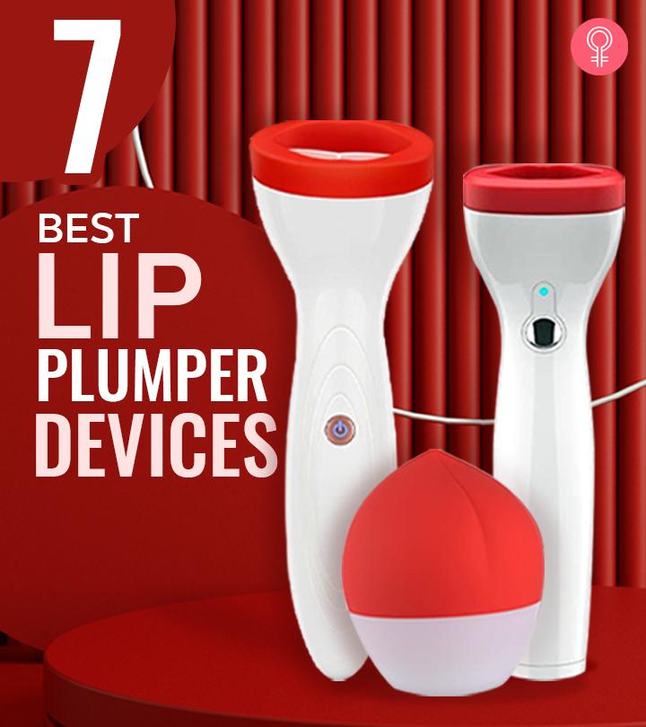 7 Best Lip Plumper Devices – 2020