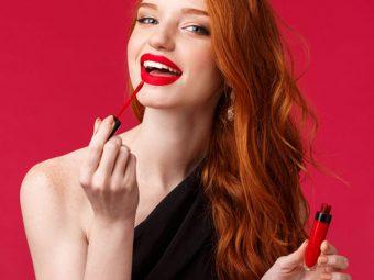 7 Best Lipsticks For Redheads