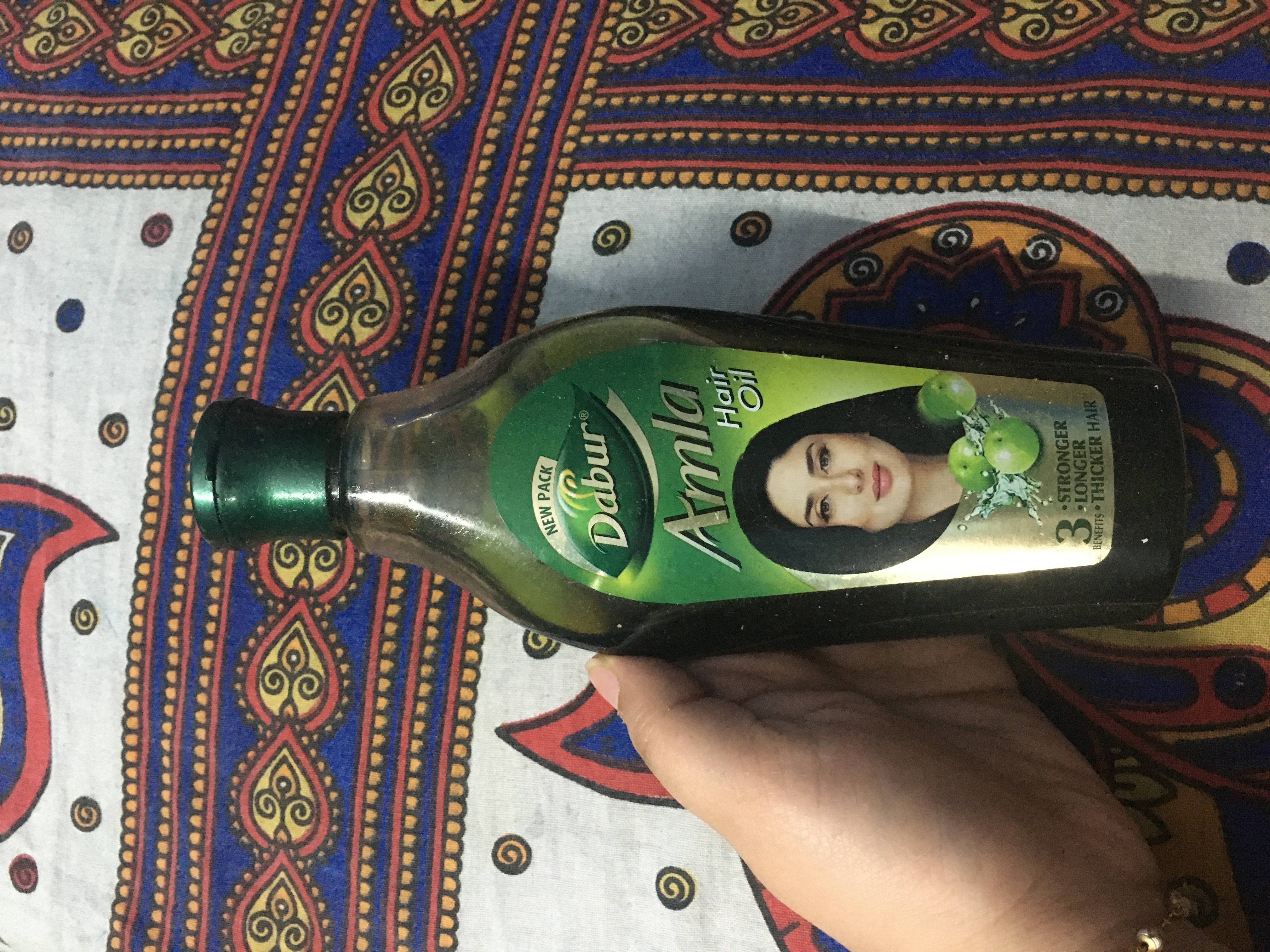 Dabur Amla Hair Oil-Amazing Hair Oil-By priya_sachdeva