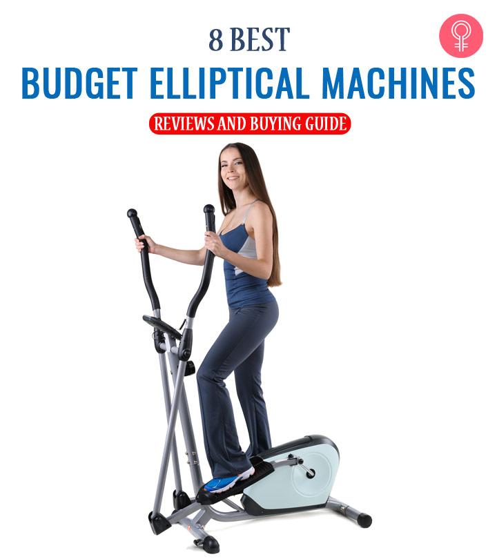 8 Best Budget Elliptical Machines