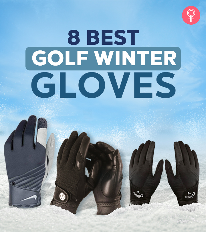 8 Best Golf Winter Gloves
