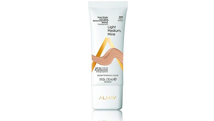 Alma Smart Shade Anti-aging Skintone Matching