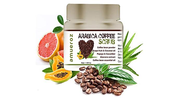 Amueroz Arabica Coffee Scrub