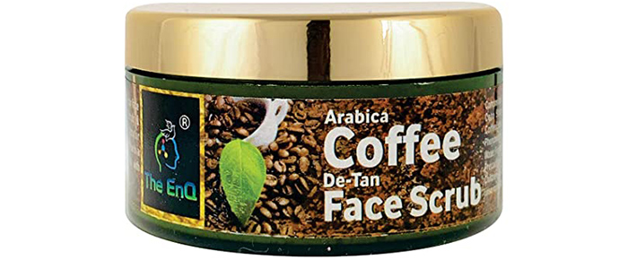 Arabica Coffee D-Tan Face Scrub