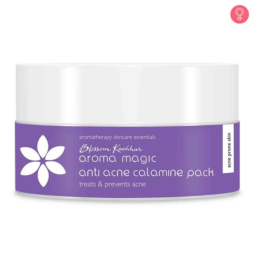 Aroma Magic Anti Acne Calamine Face Pack