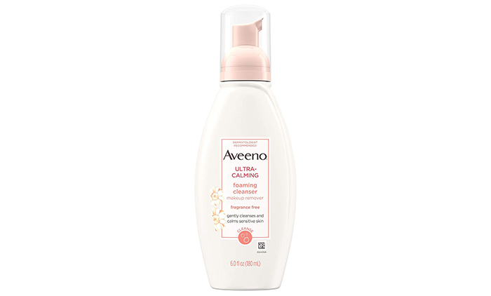 Aveeno Active Naturals Ultra Calming Foaming