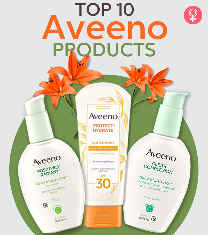 The Top 10 Aveeno Products You Can Try In 2021