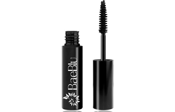 BaeBlu Organic Mascara - Black