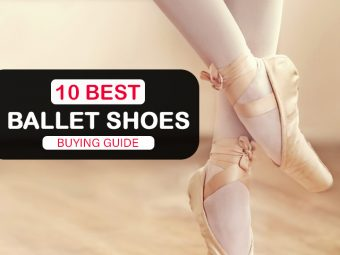 10 Best Ballet Shoes Of 2021 And A Buying Guide