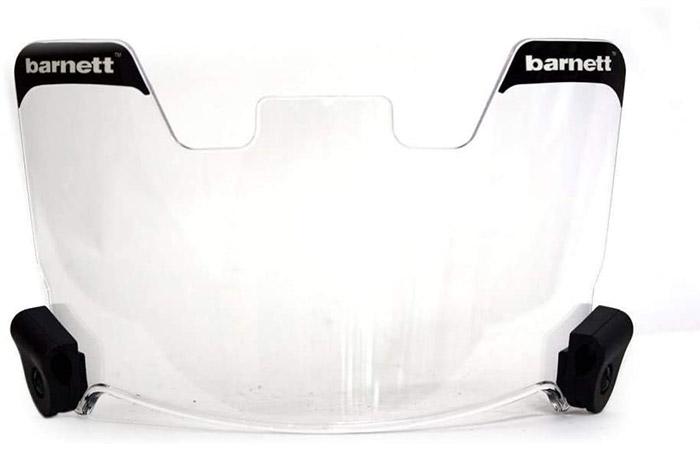 Barnett Football and Lacrosse Helmet Visor